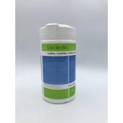 Toallitas Desinfectantes Lacledin Bote 100 Unidades Ref: 07-011