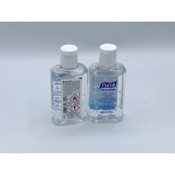 Pack 2 gel hidroalcohólico Purell Advanced